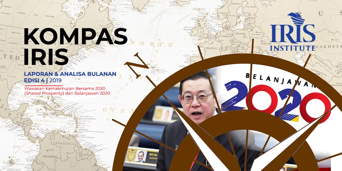 EDISI 4: Wawasan Kemakmuran Bersama 2030 (Shared Prosperity) dan Belanjawan 2020