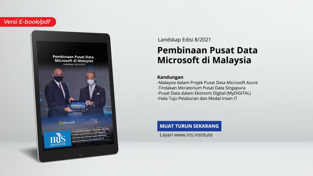 Pusat Data Microsoft di Malaysia
